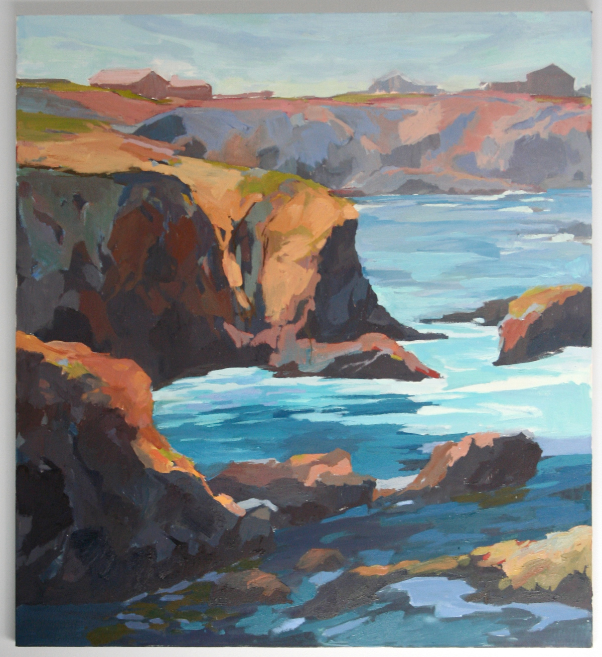 Missing Mendocino - SOLD